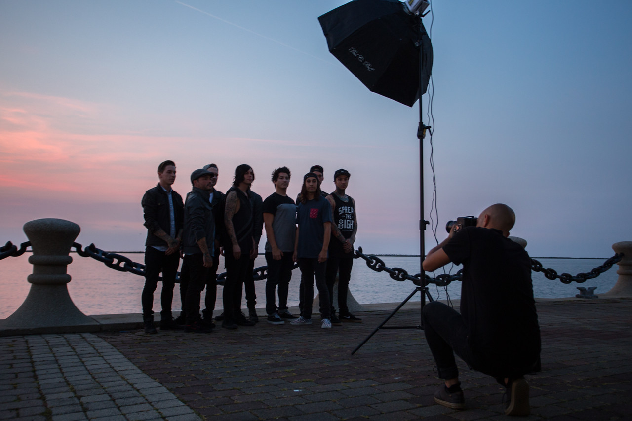 Working with PTV and SWS - Photo by Graham Fielder - http://grahamfielder.com/