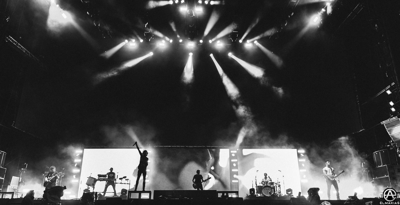 Bring Me The Horizon live at Reading Festival 2015 by Adam Elmakias