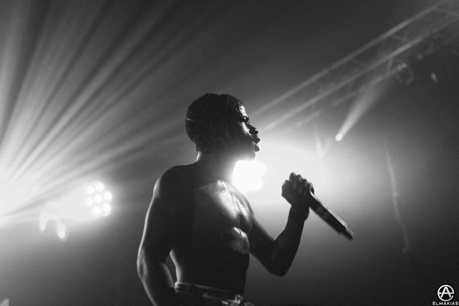 Marty Baller live at Reading Festival 2015 by Adam Elmakias