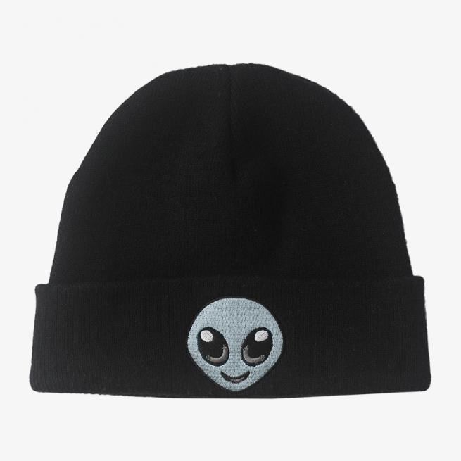 AliensExistBeanie