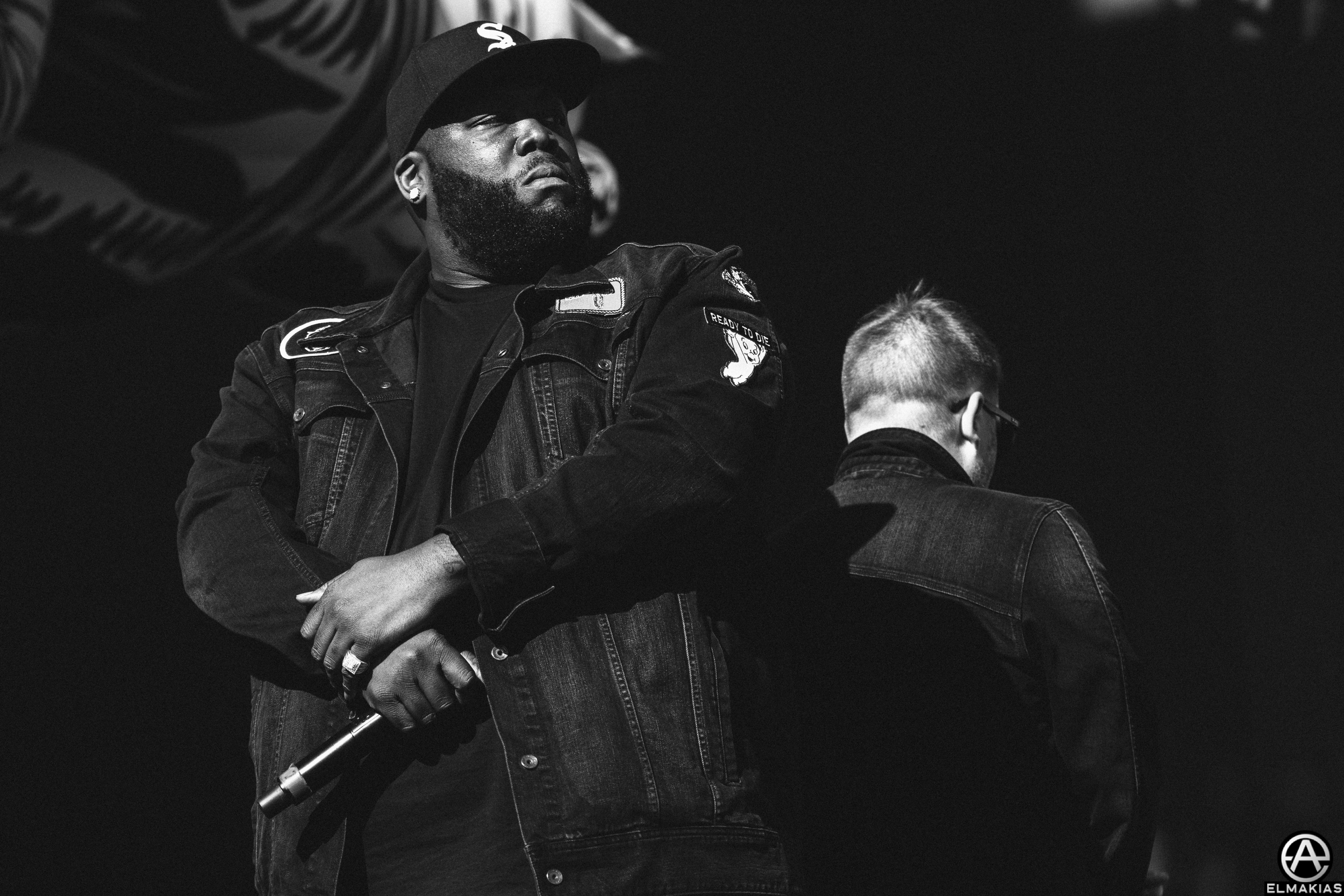 Run The Jewels at Coachella 2016 by Adam Elmakias