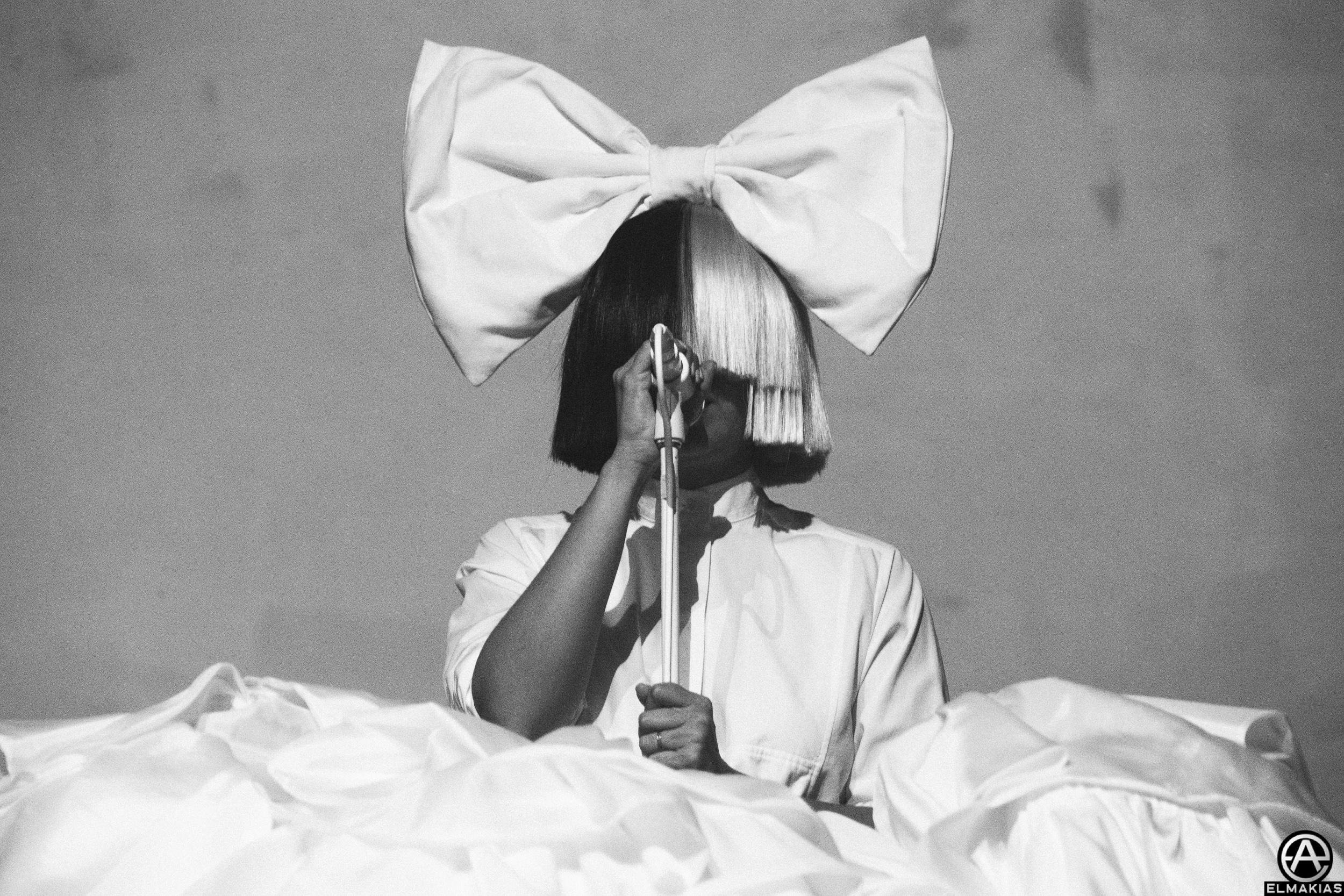 Sia at Coachella 2016 by Adam Elmakias