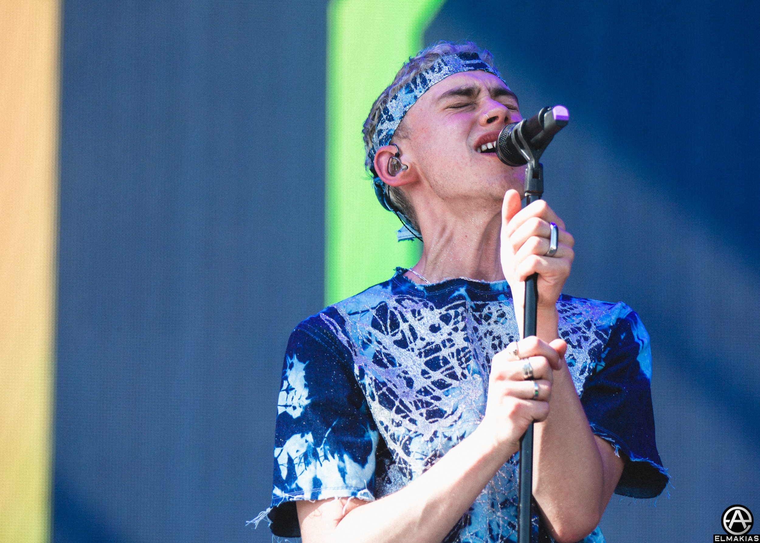 Years & Years at Coachella 2016 by Adam Elmakias