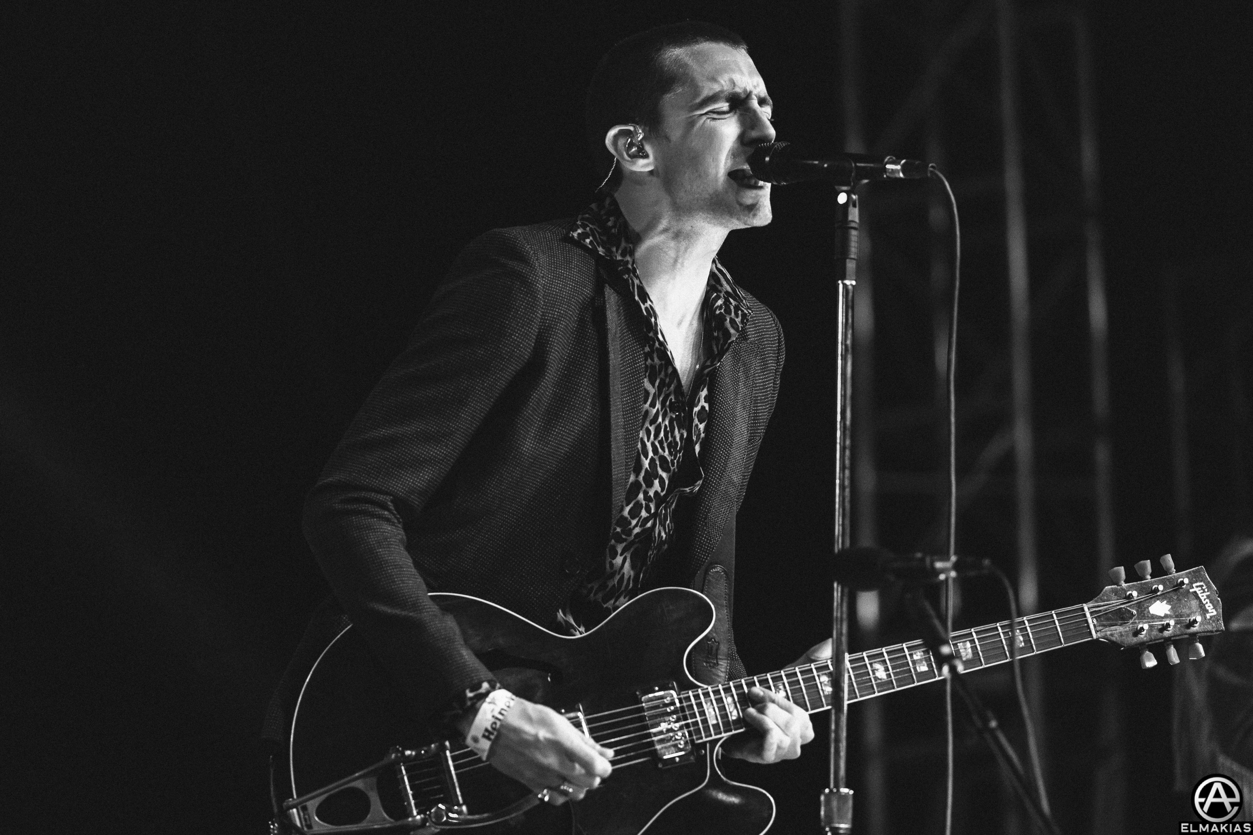 The Last Shadow Puppets at Coachella 2016 by Adam Elmakias