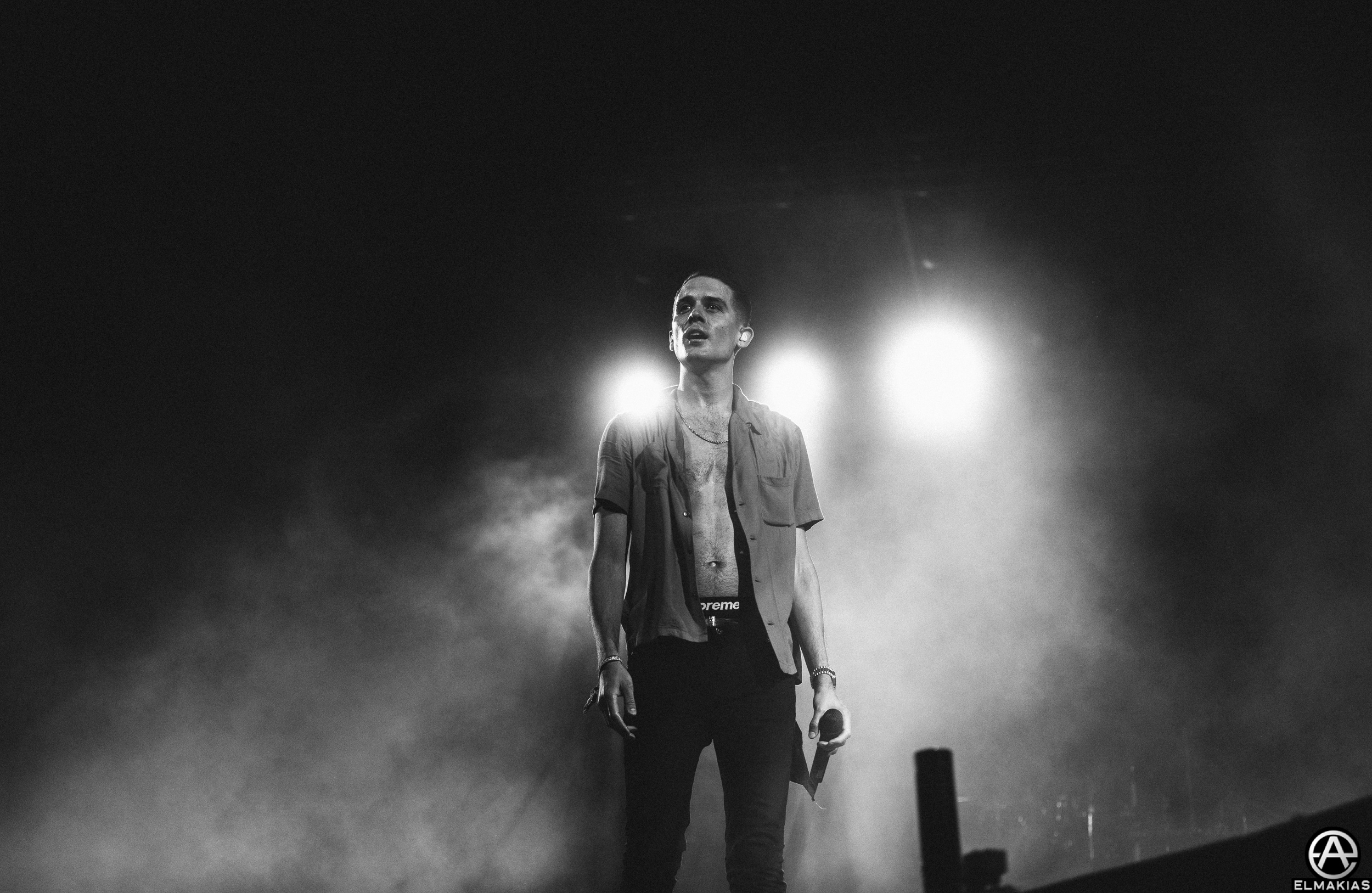 G-Eazy at Coachella 2016 by Adam Elmakias