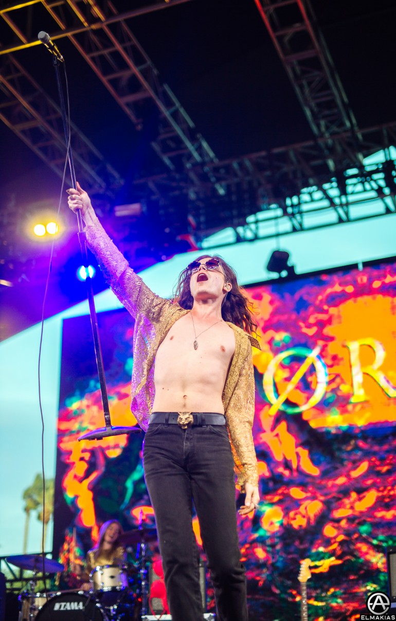 BØRNS at Coachella 2016 by Adam Elmakias