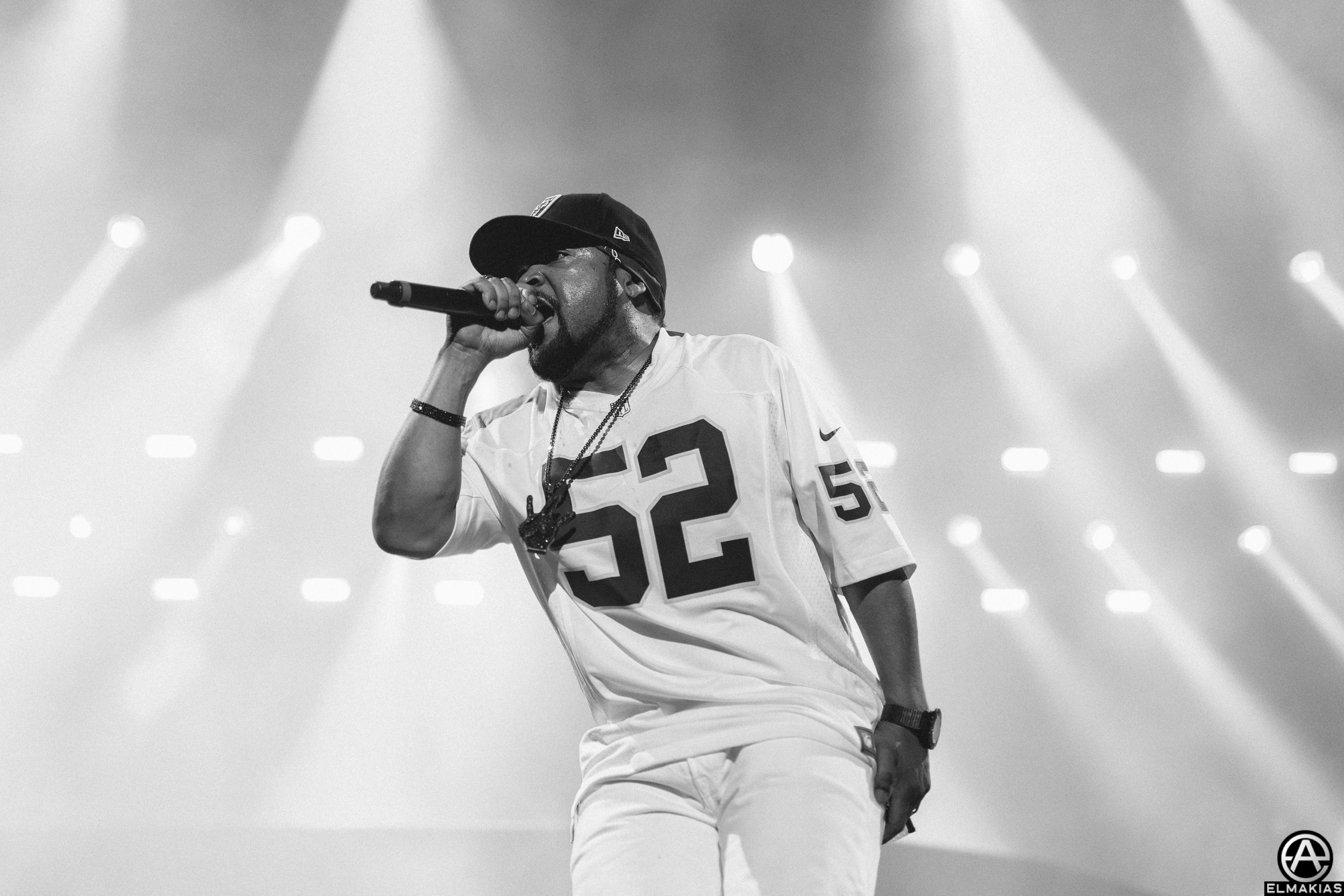 Ice Cube at Coachella 2016 by Adam Elmakias
