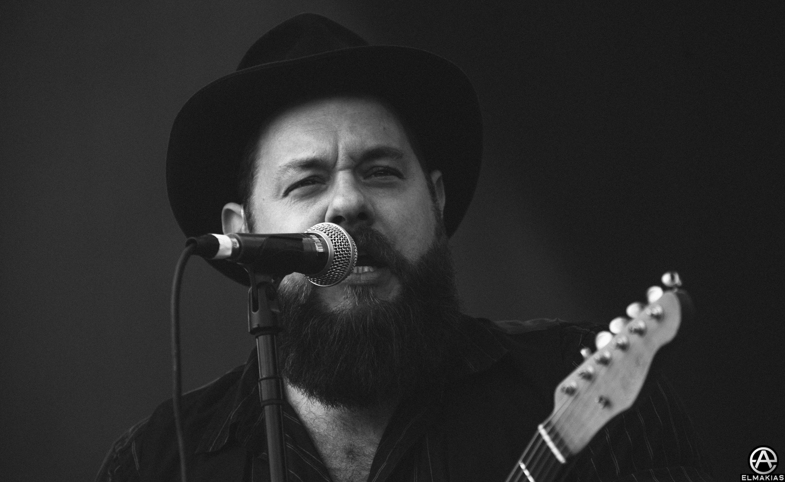 Nathaniel Rateliff & The Night Sweats at Coachella 2016 by Adam Elmakias