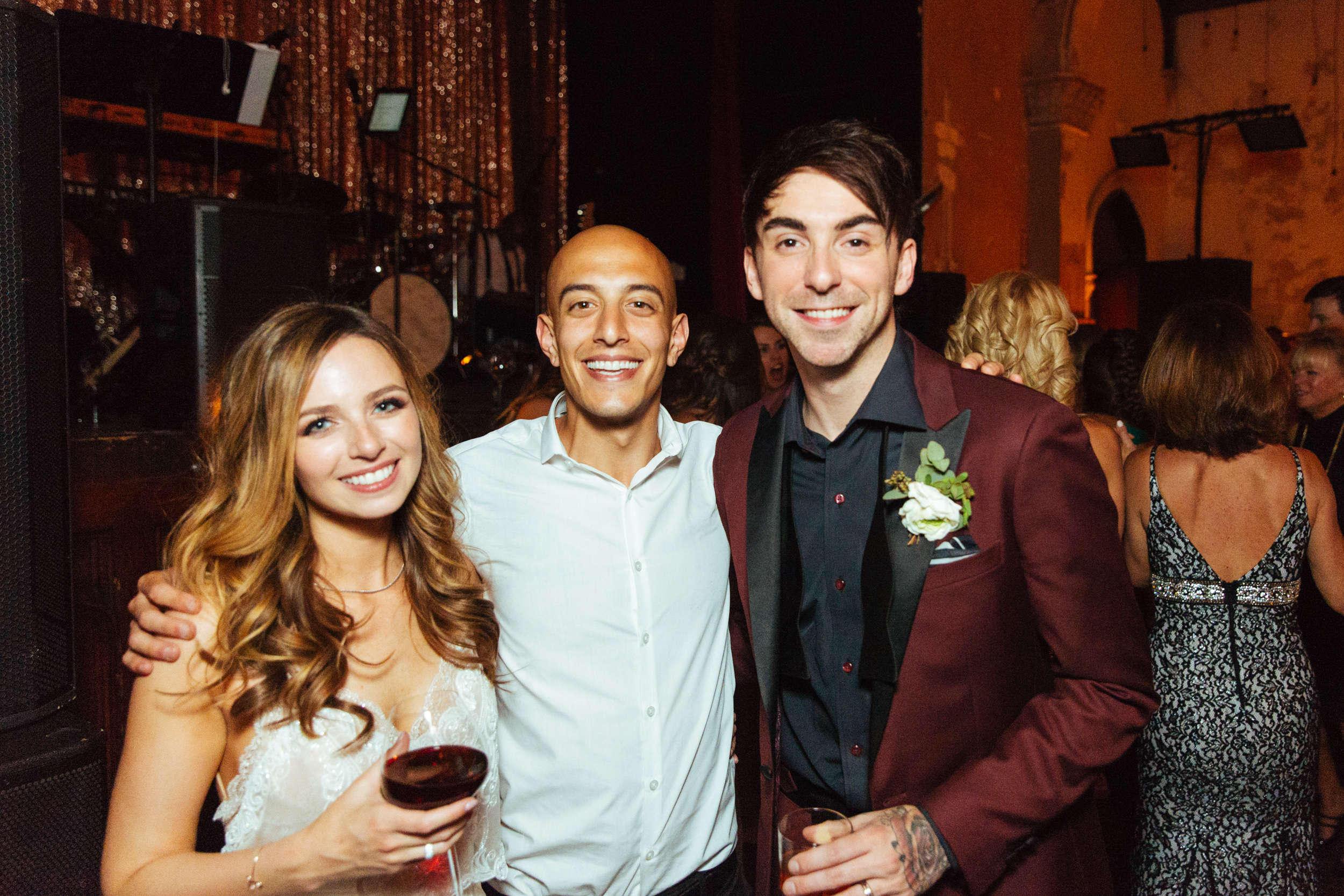 Alex and Lisa Gaskarth Wedding