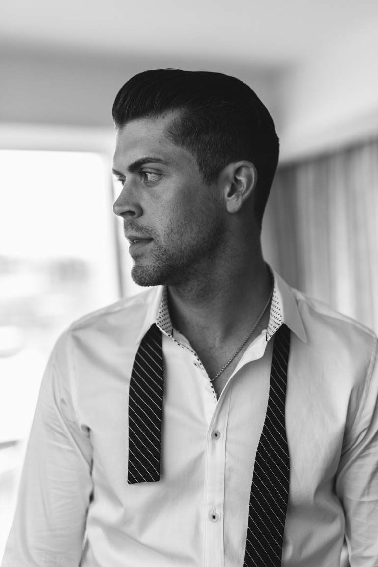 Justin Tucker, great light and good skin