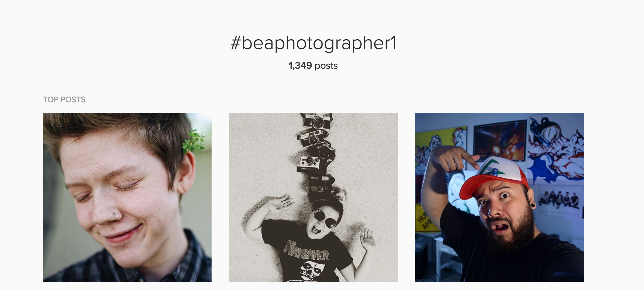 beAphotographer challenge
