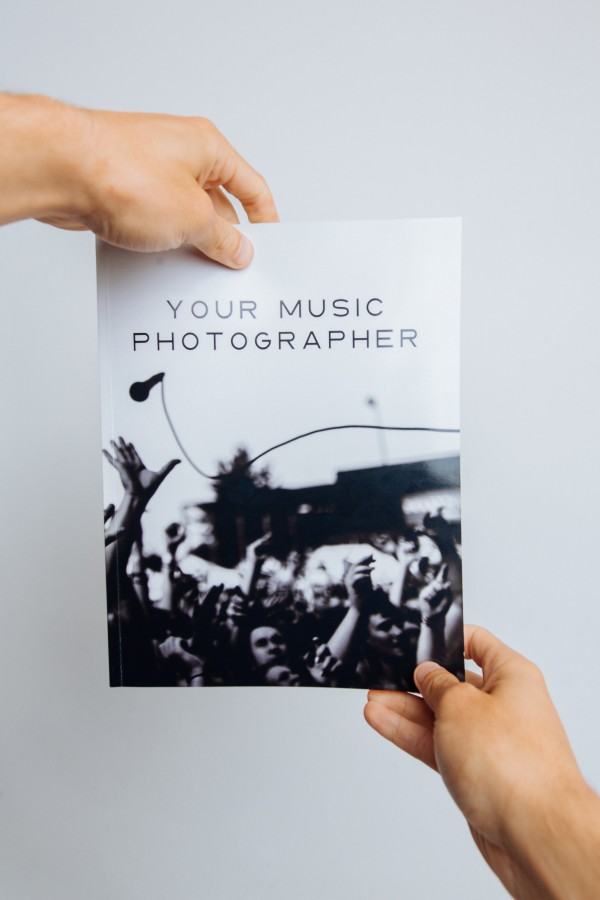 Your Music Photographer Magazine 3