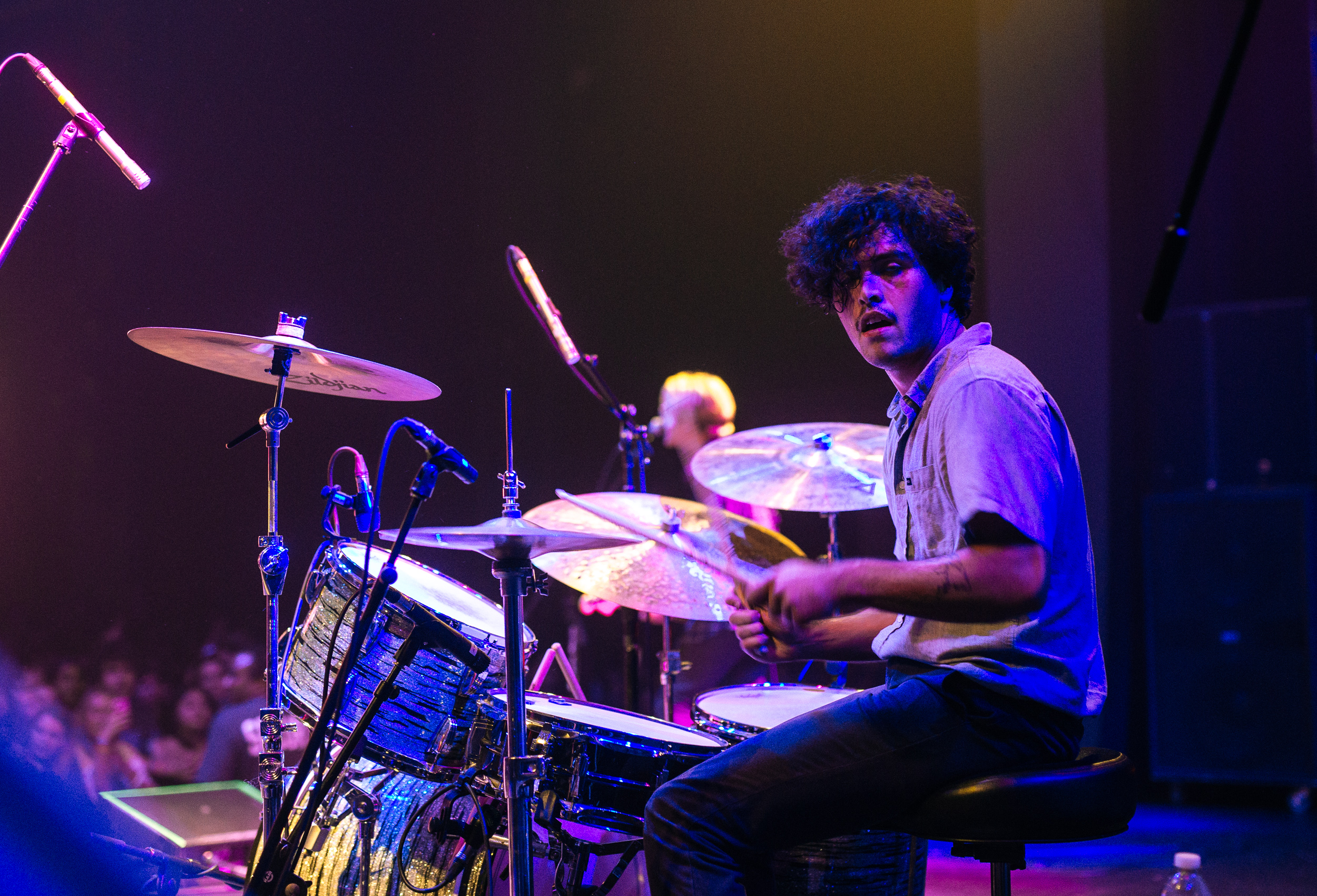 SWMRS live by Adam Elmakias