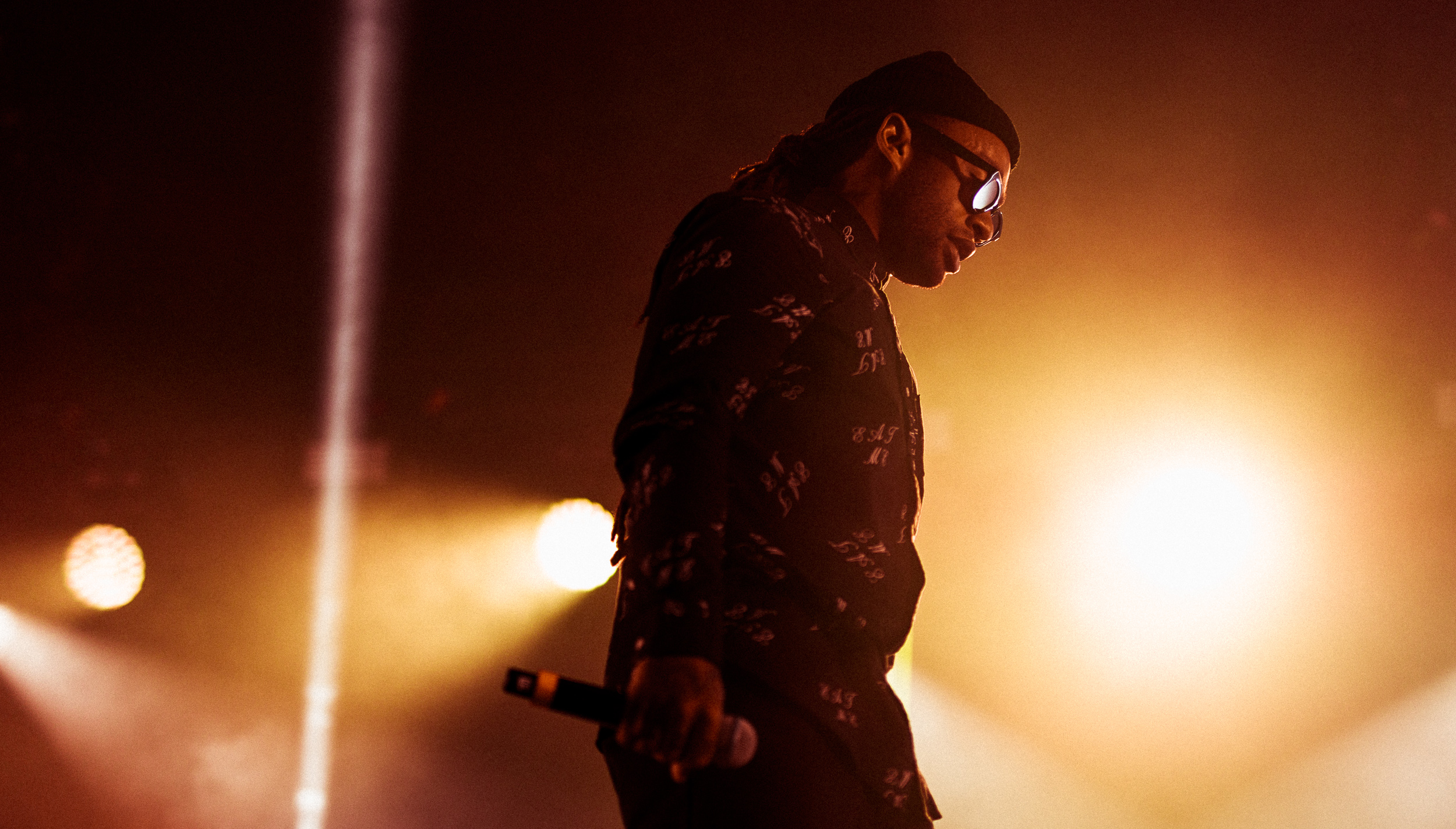 Ty Dolla Sign at Wireless Festival by Adam Elmakias