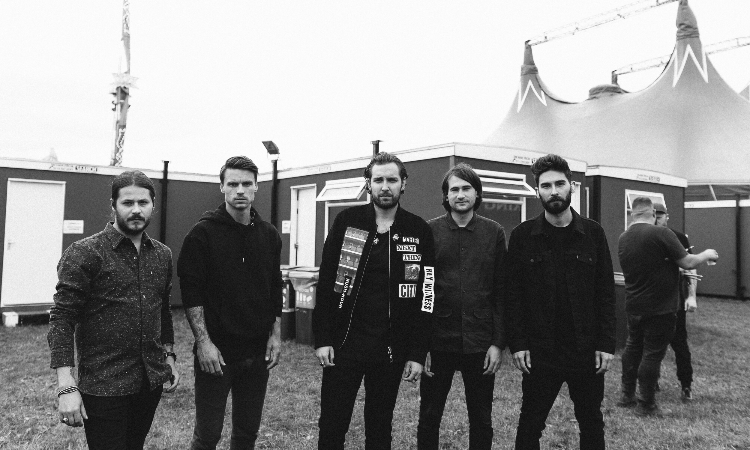 You Me At Six at Leeds Festival by Adam Elmakias
