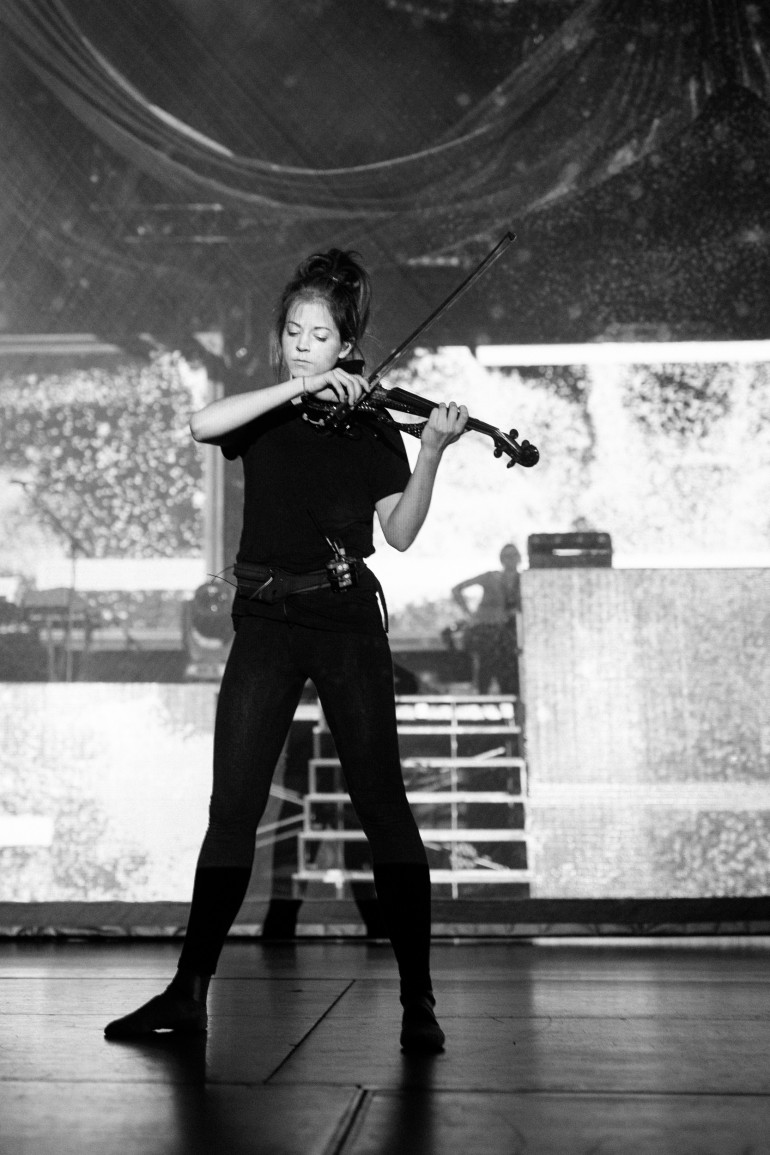 Lindsey Stirling by Adam Elmakias