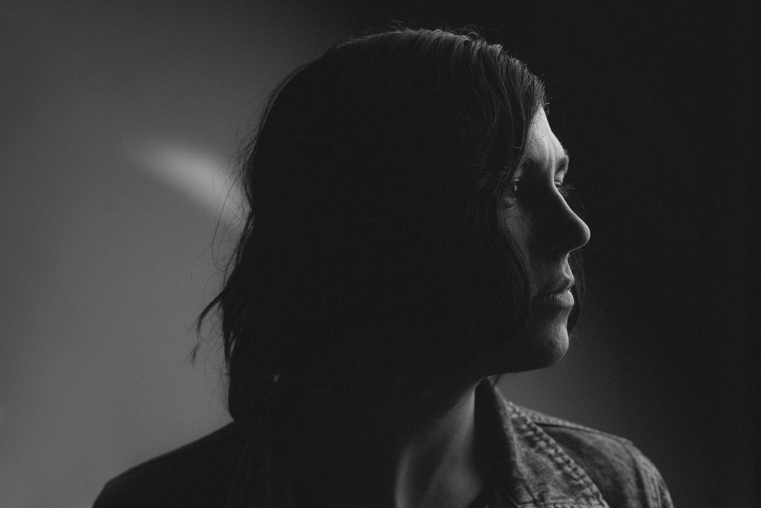 Backstage Portrait - Kellin Quinn of Sleeping With Sirens by Adam Elmakias
