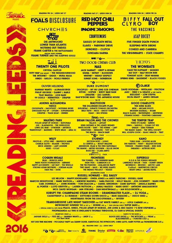 This is Leeds Festival