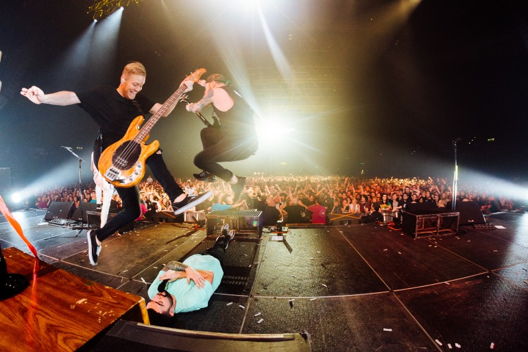 A Day to Remember by Adam Elmakias