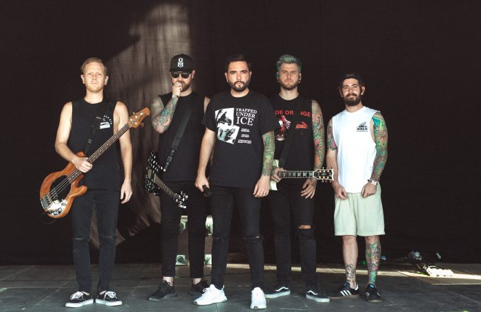 A Day To Remember at Download Fest Madrid