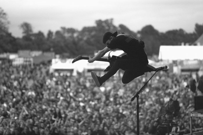 Pierce The Veil at Download Festival