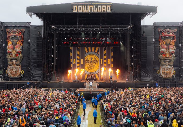A Day To Remember at Download Festival