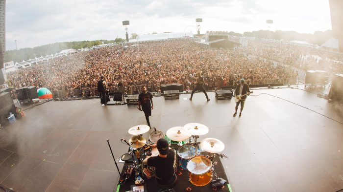 A Day To Remember at Graspop Metal Meeting