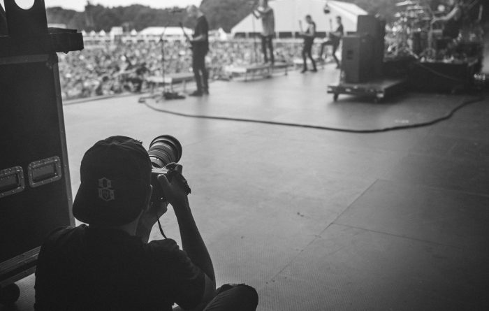 Jeremy of ADTR testing on my Sigma 120-300 lens :)