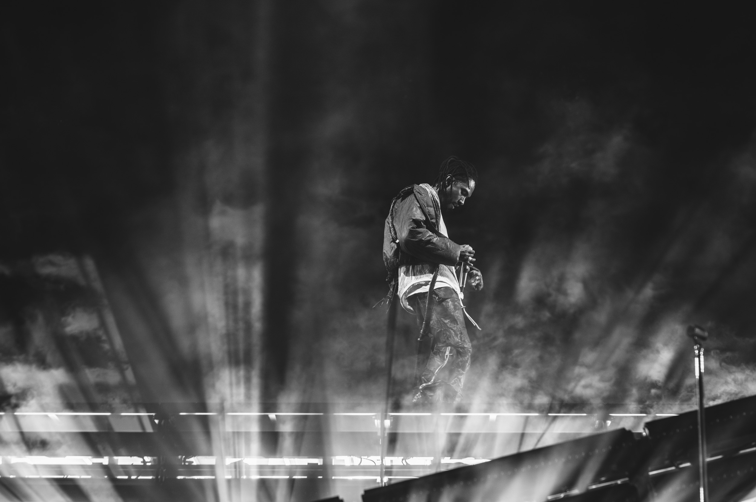 Miguel at Coachella 2018 - photographed with a Sony a7R III - Sigma 85mm f/1.4 Art - Sigma MC‑11 Mount Converter