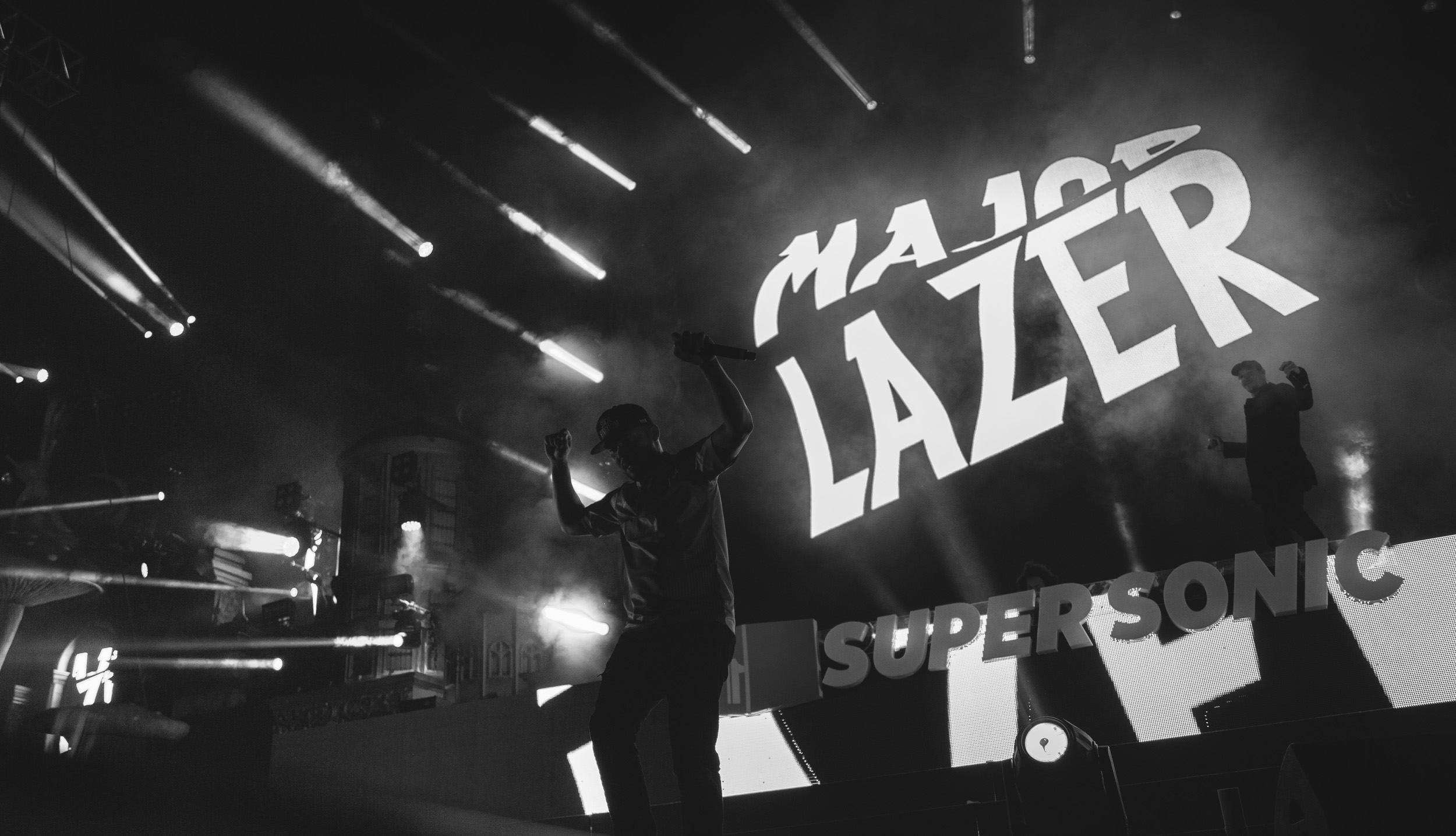 Major Lazer in Pune, India
