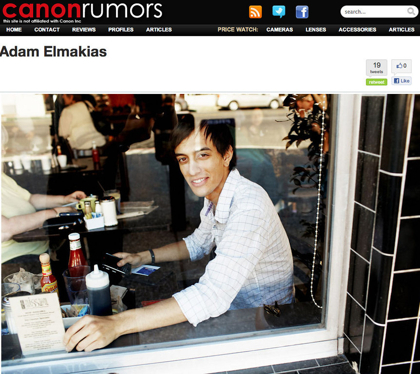 Canon Rumors Archives - Adam Elmakias