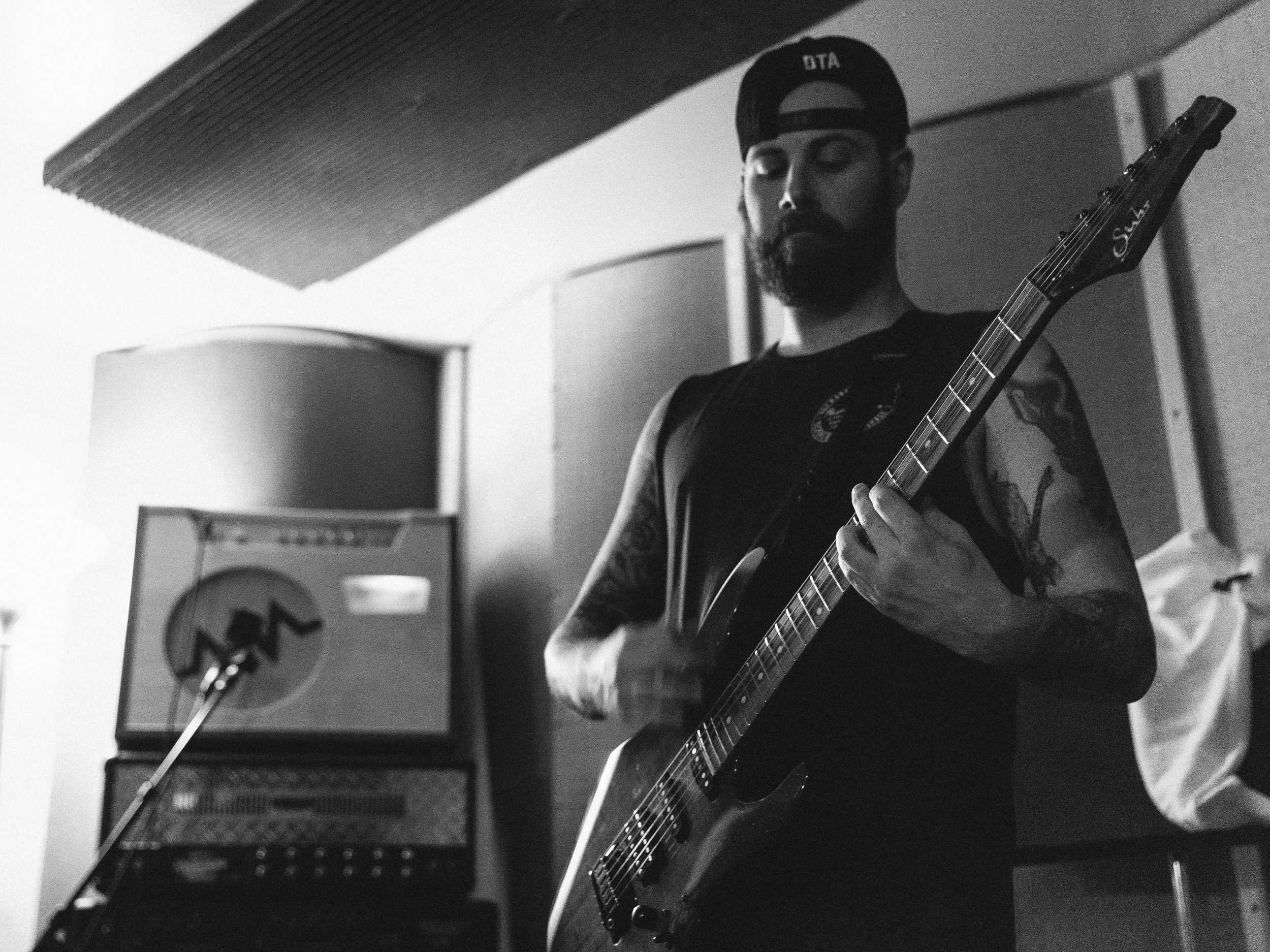 Kevin Skaff - A Day To Remember in Studio