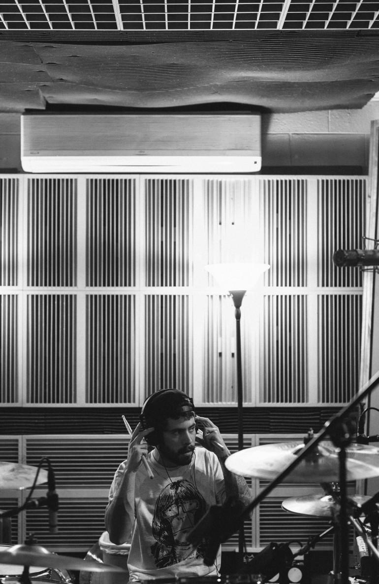 Hi Alex - A Day To Remember in Studio