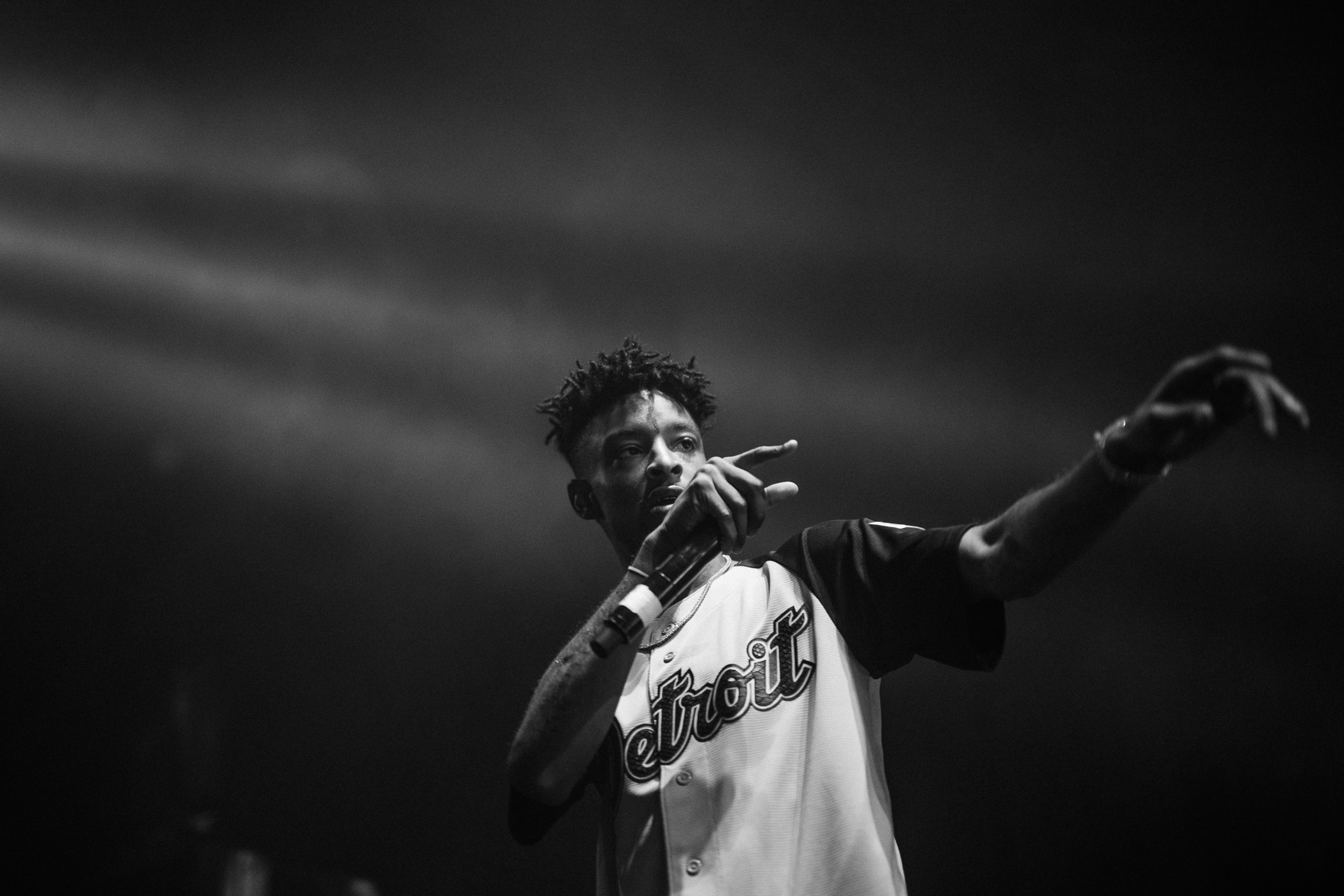 Photographing Rap Concerts - Photo of 21 Savage