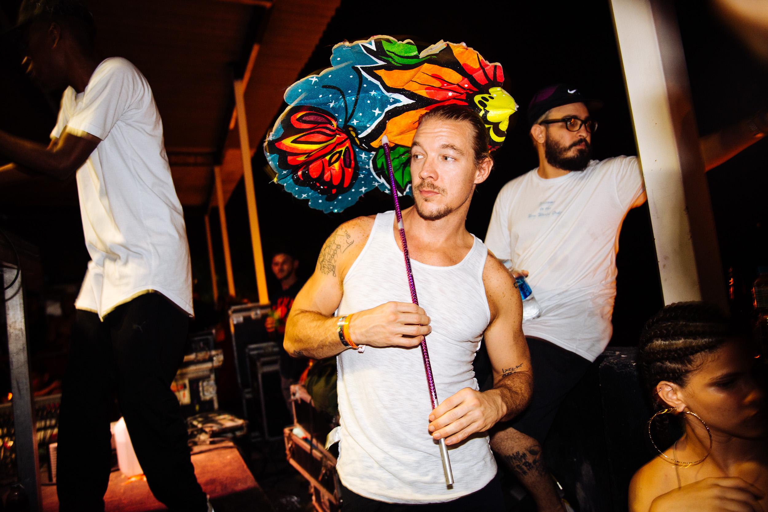 Diplo Umbrella Swag