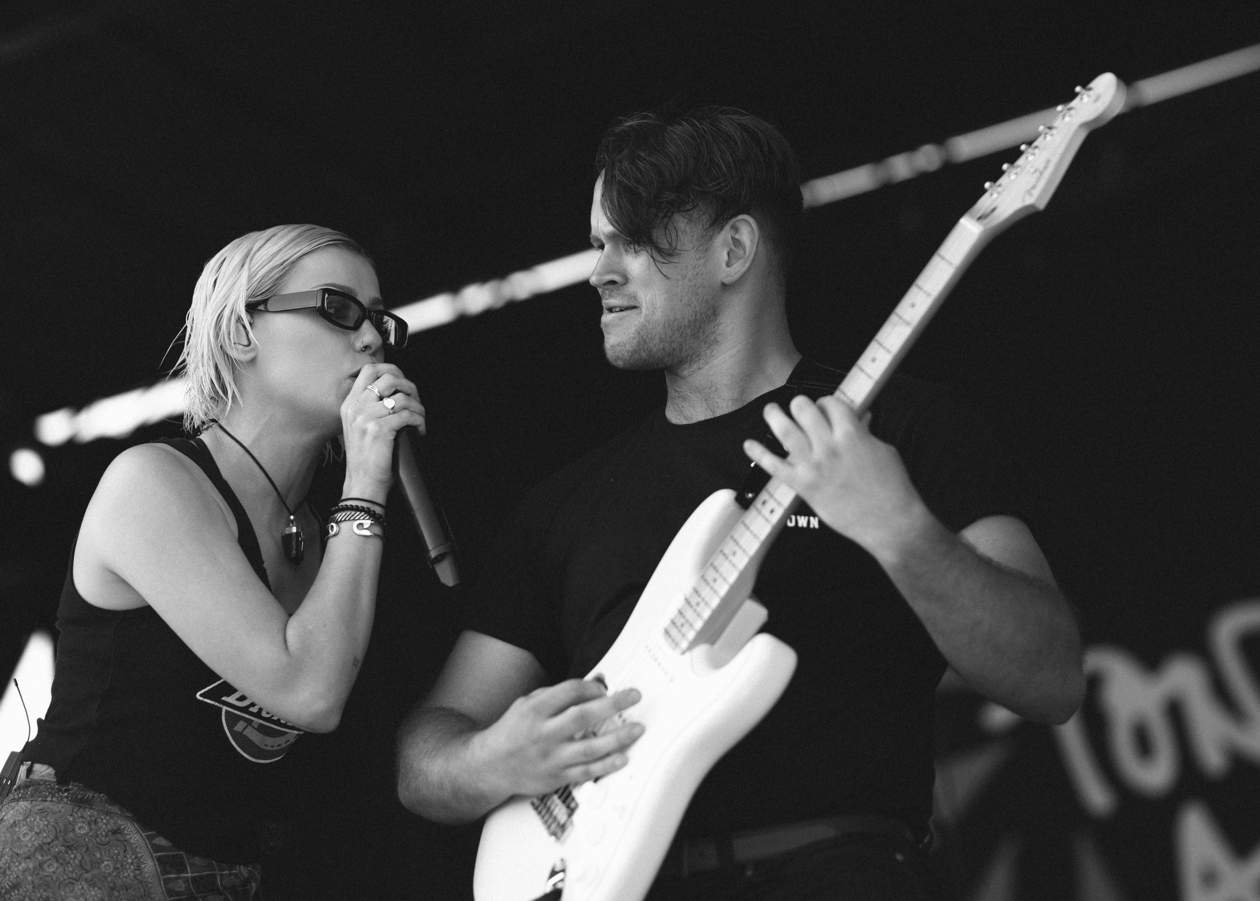 Jenna and Jake of Tonight Alive