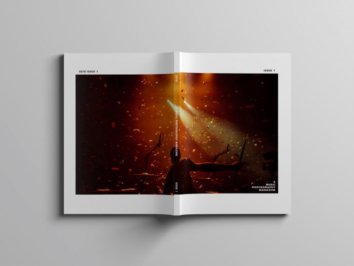 A Music Photography Magazine Issue #1