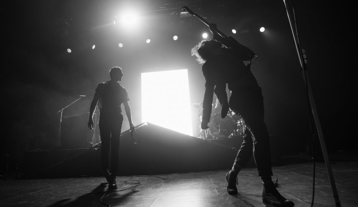 When To Use Black & White Instead Of Color? Your turn to try it out. Pictured: The Maine photographed in San Diego, CA on a Sony A7III with a Sigma 20mm f/1.4