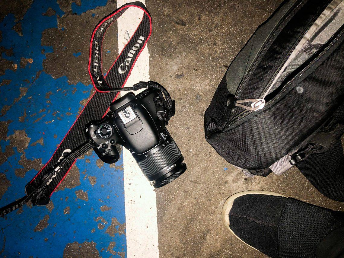 Traded My Camera
