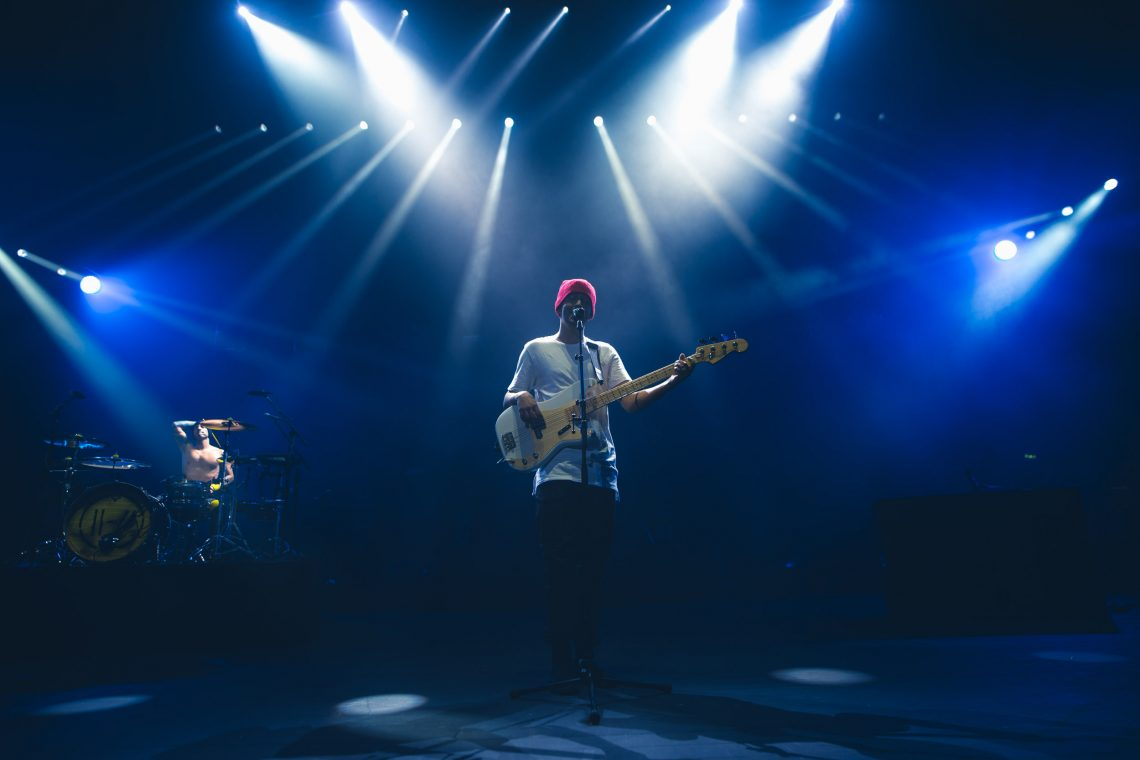 Twenty One Pilots at O2 Academy Brixton in London, UK on September 12th, 2018